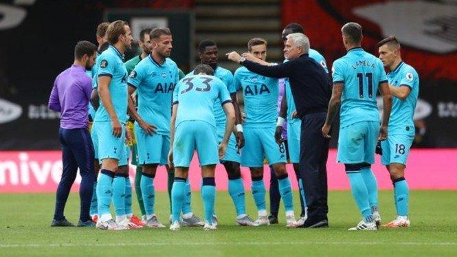 Jelang MU Vs Tottenham, Mourinho Tegaskan Bukan Laga Balas Dendam