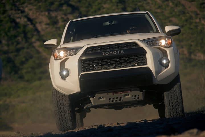 best off-road vehicles 2019 Toyota 4Runner TRD Pro