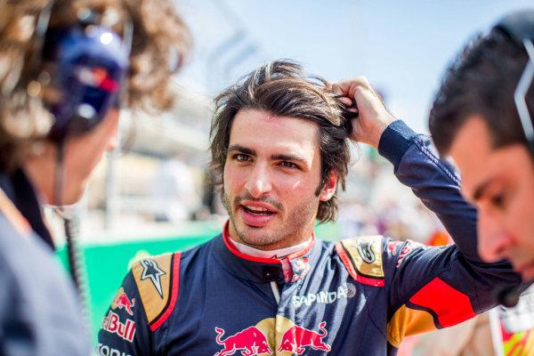 與先前謠傳的一樣 Carlos Sainz Jr.提前加盟RENAULT車隊