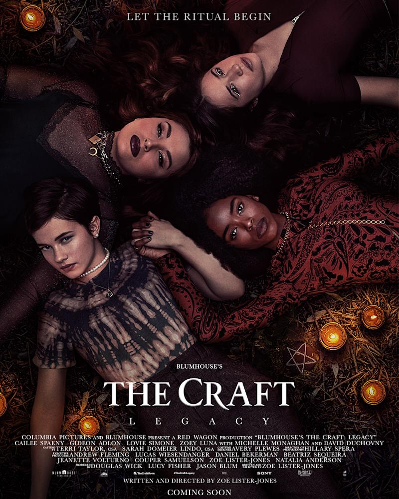 The poster for The Craft: Legacy. (Sony Pictures)