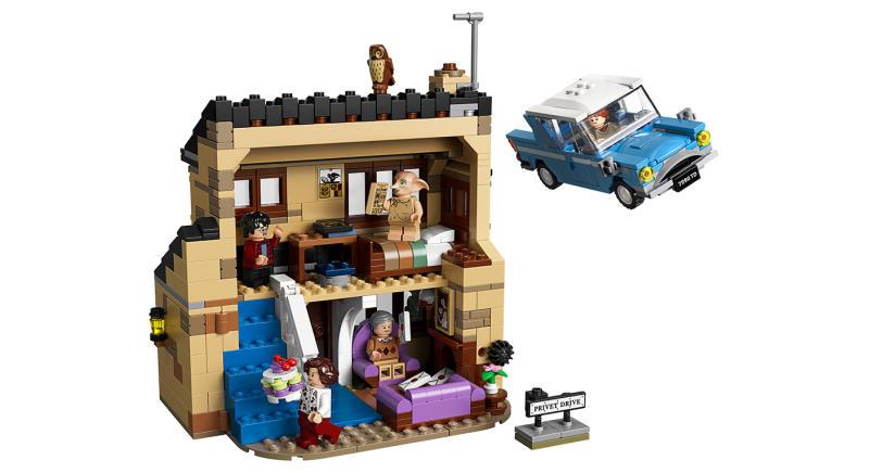 LEGO Harry Potter4 Privet Drive