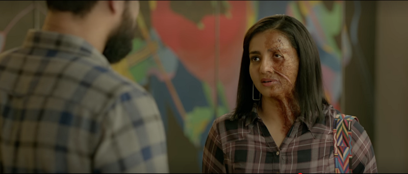 Uyare was the first mainstream film to throw light on acid attacks in India.