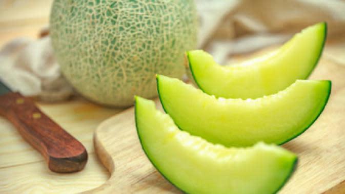 Ilustrasi melon (iStock)