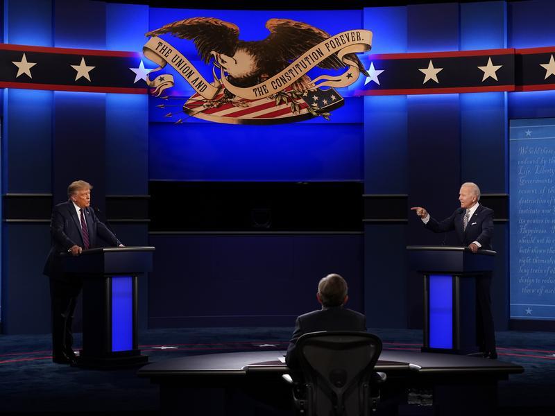 川普、拜登辯論互罵無極限!除了口水還有哪些重點