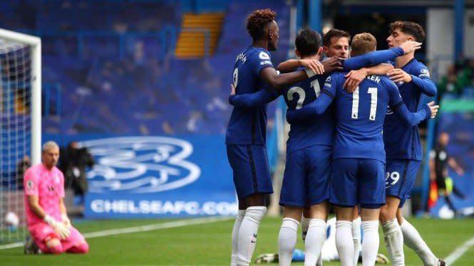 5 Fakta Menarik Jelang Duel Chelsea Vs Southampton