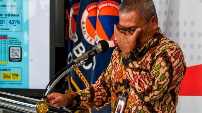 Kasus COVID-19 di Indonesia Lampaui China, Negara Asal Virus Corona
