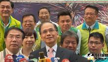 2020國慶焰火在台南 游錫堃:意義重大