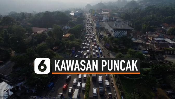 Polisi Prediksi Sabtu 22 Agustus Jalur Puncak Padat, Cek 10 Titik Rawan Macetnya