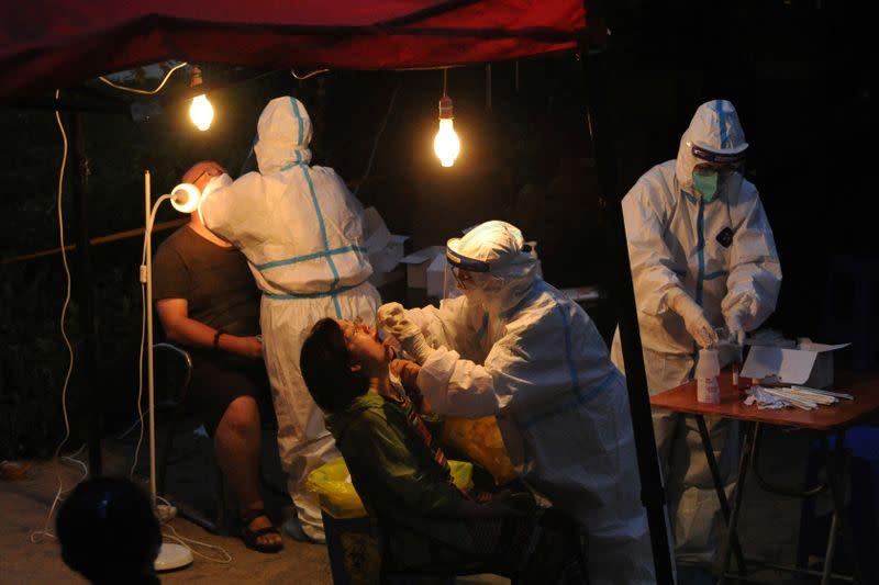 China reports 49 new coronavirus cases in mainland on August 9