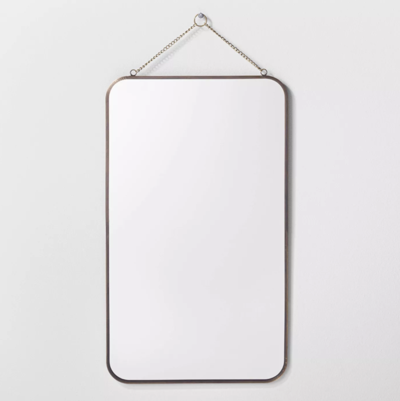 Rectangle Vertical Mirror (Credit: Target)
