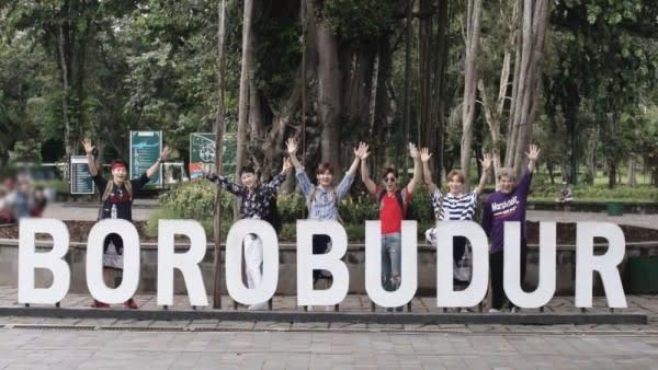 Kebaya hingga Sarung, 10 Bukti Artis SM Entertainment Cinta Indonesia