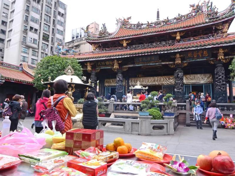 龍山寺商圈