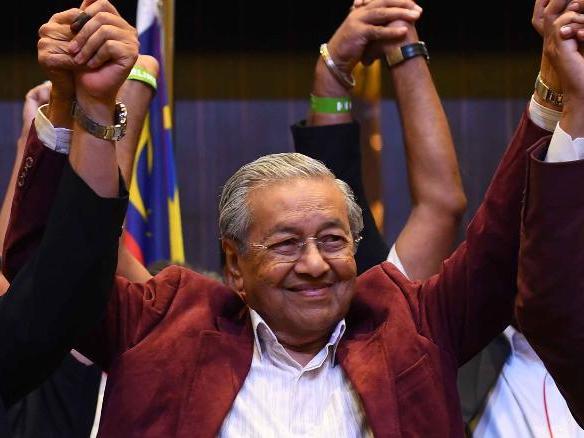 至今的馬來西亞:五一三餘波
