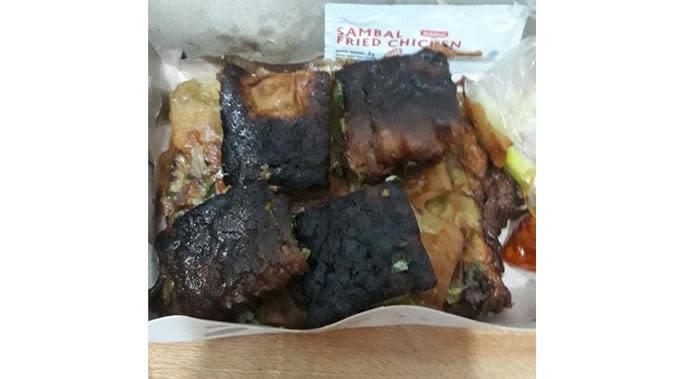 5 Potret Martabak Tak Sesuai Ekspektasi Ini Bikin Enggak Nafsu Makan (sumber: Instagram.com/_sadfood)