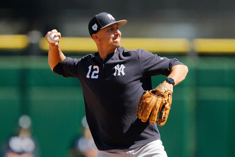 new product fbc61 e6776 Troy Tulowitzki enjoying his second chance with Yankees