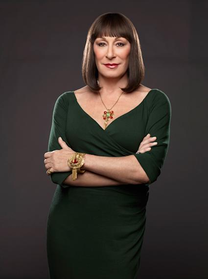 "Anjelica Huston, ""Smash"""