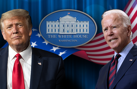 美國總統就職 拜登入主白宮
