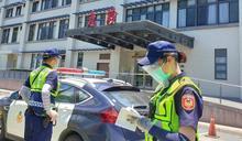 防制醫療暴力 北港警加強維安巡邏密度