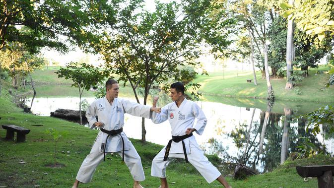 Karate (Photo by SOON SANTOS on Unsplash)