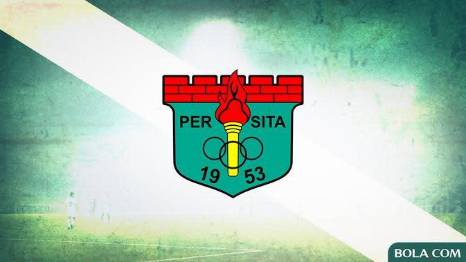 Persita Tangerang Logo (Bola.com/Adreanus Titus)