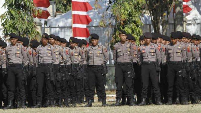 Mahasiswa dan Ormas Demo 20 Oktober, 6 Ribu TNI-Polisi Jaga Istana
