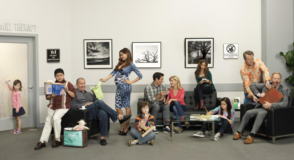 "Most Overrated TV Shows of the Year: ""Modern Family"""