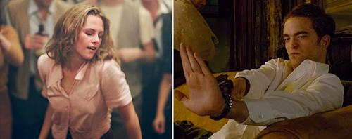 Kristen Stewart and Robert Pattinson face off this year at the Cannes Film Festival