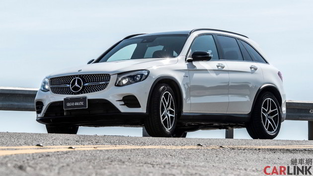 「367hp」、「360萬元起」,性能休旅 Mercedes-AMG GLC43 4MATIC 全新上市!