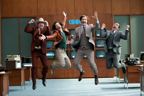 'Anchorman 2′ Review: Will Ferrell Sequel More Sketchy-Sketch-Sketch Than a Movie (Video)