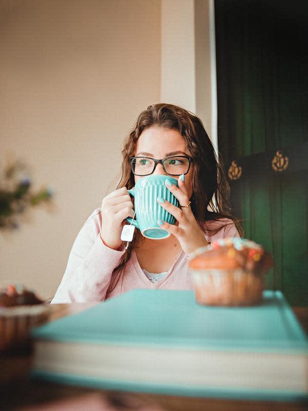 Ilustrasi minum teh./Copyright pexels.com/@thiago-s-fotografias