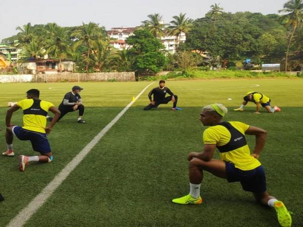 Kerala Blasters' pre-season squad begin training