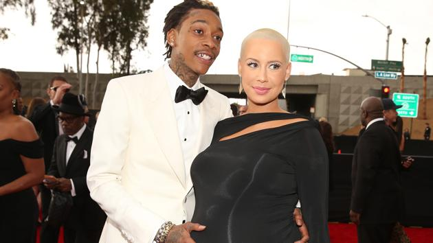 Wiz Khalifa Says He Hasn't Taken His Two-Month Son out of the House Yet