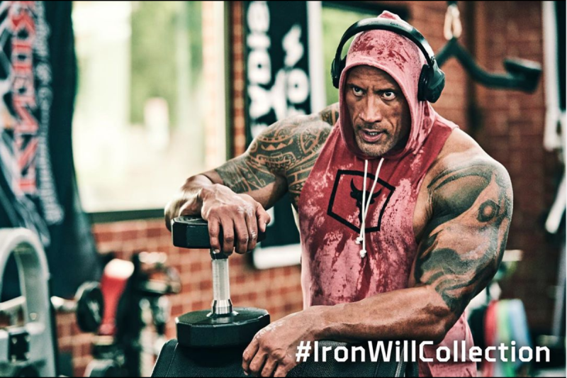 Shop the Iron Will collection before products sell out.