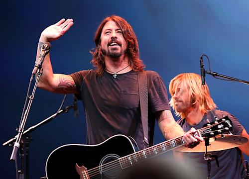 Foo Fighters Plan Live Return for December