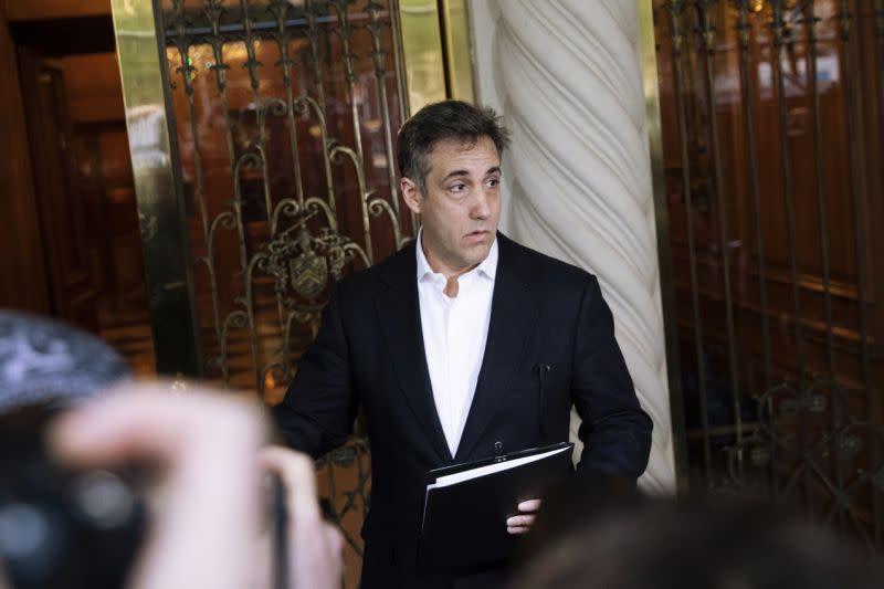 Sumber AP: Cohen si mantan pengacara Trump akan dibebaskan dari penjara