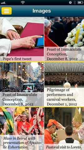 Appitude: John Paul 2.0? Pius XP? The pope, of course, has an app
