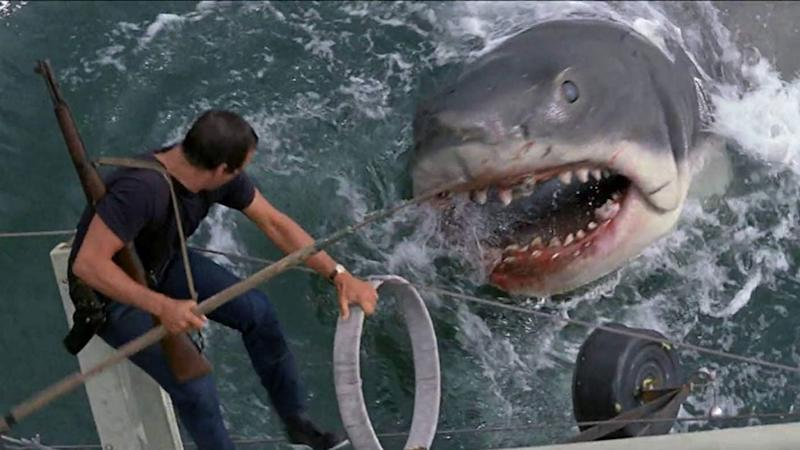 Jaws on HBO