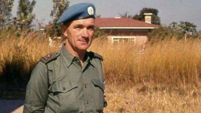 VIVA Militer: Perwira Angkatan Darat Republik Irlandia, Kolonel Pat Quinlan
