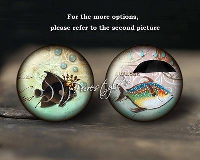 Handmade Photo Teardrop Glass Cabs Cabochons 10x14mm 13x18mm 18x25mm Photo Glass Cabochon 91