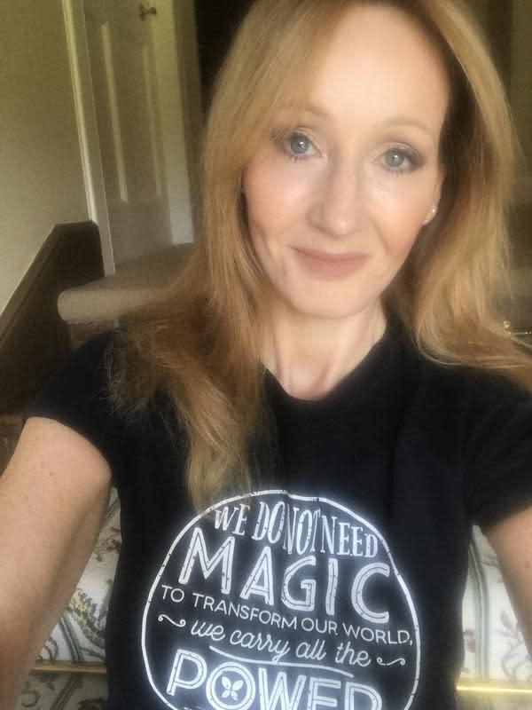 JK Rowling (Twitter/ jk_rowling)