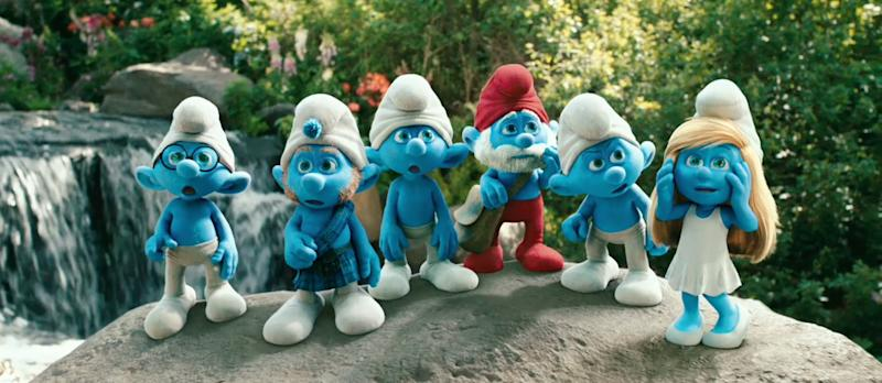 Review: 'The Smurfs'