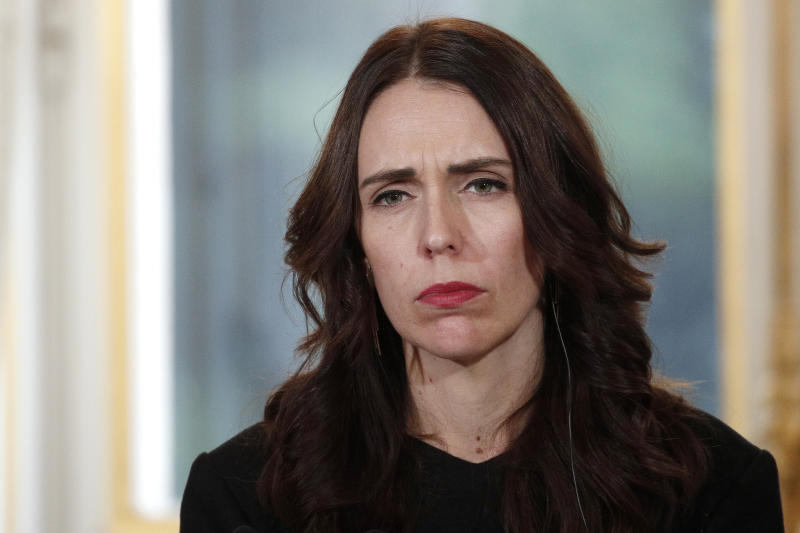 Tate issues Jones with final warning over Jacinda Ardern comments