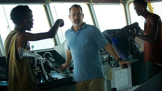Captain Phillips. (Sony Pictures Releasing)