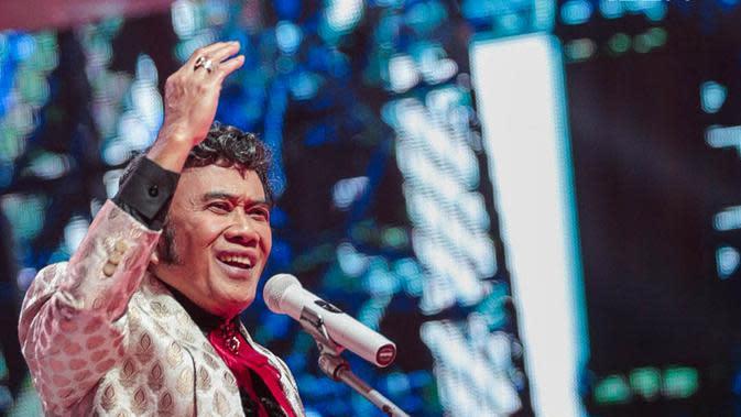 Live Streaming Indosiar Konser Rhoma Irama Lebaran Sabtu, 23 Mei 2020