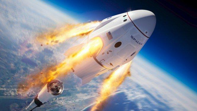 NASA Izinkan Astronot Terbang Pakai Pesawat Bekas