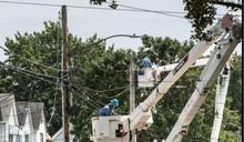 熱帶風暴過去5天 紐約市仍有2萬戶停電 逾半在皇后區