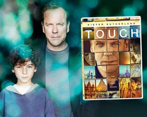 Win 'Touch' Season 1 on DVD from Yahoo! TV