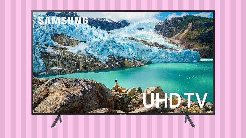 Save $302 on this Samsung 4K beauty! (Photo: Amazon)