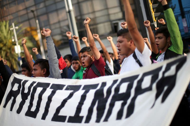 Mexican prosecutors seek arrests of 46 officials in student disappearance probe