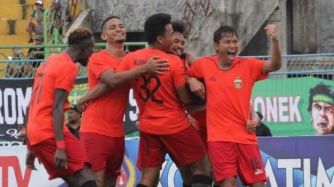 Pemain Bhayangkara FC